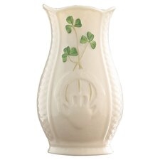 <strong>Belleek</strong> Shamrock Mini Celtic Vase
