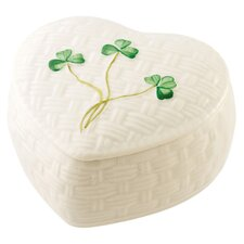 <strong>Belleek</strong> Kylemore Trinket Box