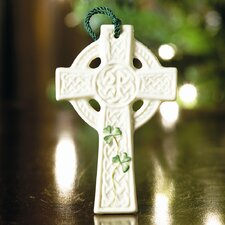 Celtic St. Kierans Cross Ornament
