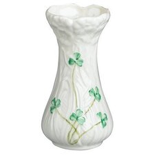 <strong>Belleek</strong> Daisy Toy Spill Vase