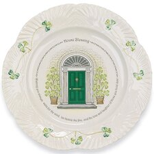 """House Blessing 9"""" Plate"""
