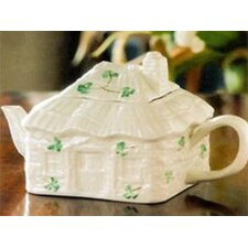 Irish Cottage Teapot