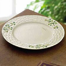 "<strong>Belleek</strong> Shamrock 7.5"" Butter Plate"