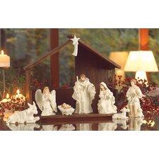 Holiday Nativity Set (Set of 10)