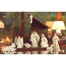 Holiday Nativity Set