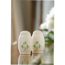 Shamrock Salt and Pepper Set