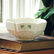Shamrock Trellis Decorative Bowl