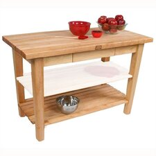 BoosBlock Kitchen Island