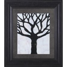 Batik Arbor I Framed Artwork
