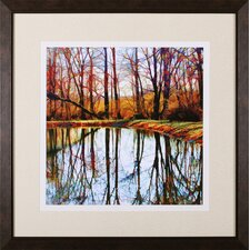 <strong>Art Effects</strong> Autumn Mosaic Framed Artwork