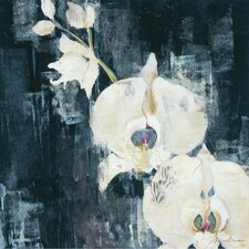 Shadow Orchids I by Liz Jardine Painting Print on Canvas
