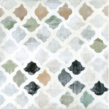 Turkish Tile II by Jodi Fuchs Graphic Art on Canvas