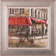La Comete Paris by Noemi Martin Framed Painting Print