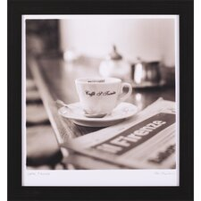 "Caffe Firenze Art - 16"" x 15"""