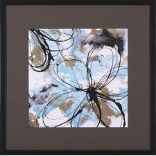 Free Flow II by Natasha Barnes Framed Painting Print