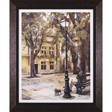 Provence Village II Framed Artwork