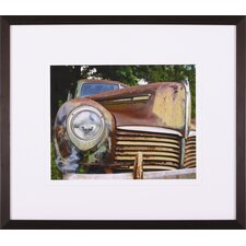 Small Rusty Hudson I Framed Artwork