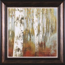 Along The Path II by Allison Pearce Framed Painting Print