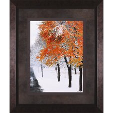 <strong>Art Effects</strong> Snow Fall III Framed Artwork