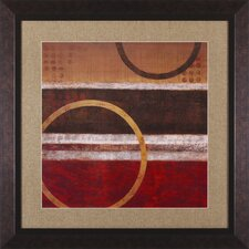 <strong>Art Effects</strong> Spice Market II Framed Artwork