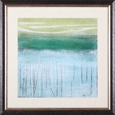 <strong>Art Effects</strong> Shoreline Memories I Framed Artwork