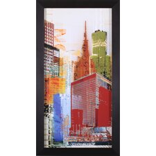 Urban Style I by Noah Li-Leger Framed Graphic Art