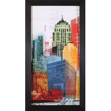 Urban Style II by Noah Li-Leger Framed Graphic Art
