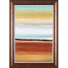 <strong>Art Effects</strong> ''Horizon Lines II'' Wall Art
