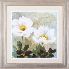 Anemone II by Keith Mallett Framed Painting Print