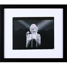Marilyn Monroe VIII by British Pathe Framed Photographic Print