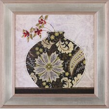 <strong>Art Effects</strong> Floral Ornament I Wall Art