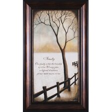 Family by Kendra Baird Framed Painting Print