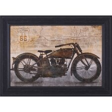 Ride by Dylan Matthews Framed Graphic Art