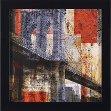 <strong>Art Effects</strong> Brooklyn Bridge Wall Art