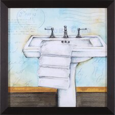 <strong>Art Effects</strong> Cleanse Bath Wall Art