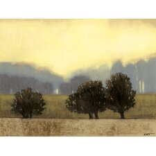 Villa Park II by Norman Wyatt, Jr. Painting Print on Canvas