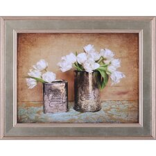 Vintage Tulips I Wall Art