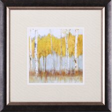 Golden Grove II Petite by Allison Pearce Framed Painting Print