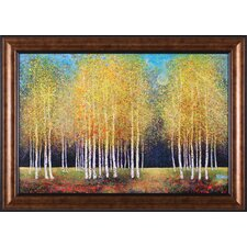 Golden Grove by Melissa Graves-Brown Framed Painting Print