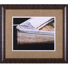 Wooden Rowboats IV by Rachel Perry Framed Photographic Print