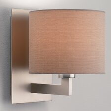 Olan Interior Wall Lamp in Matt Nickel