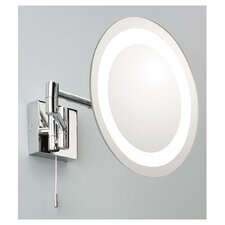 Genova Swing Arm Illuminated Mirror