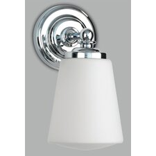 Anton 1 Light Semi Flush Light