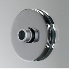 Mirror Adaptor Kit in Polished Chrome