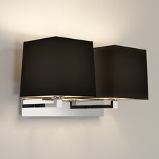 Azumi Twin 2 Light Wall Lamp