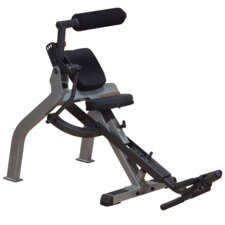 Semi-Recumbent Dual Ab Bench