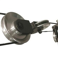 3 Inch Aluminum Pulley