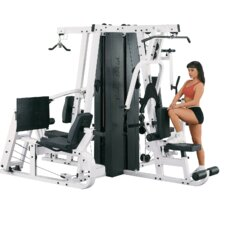 Commercial 3-4 Stack Home Gym