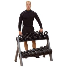 <strong>Body Solid</strong> Dumbell / Kettlebell Rack