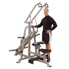 <strong>Body Solid</strong> Leverage Lat Pulldown Upper Body Gym